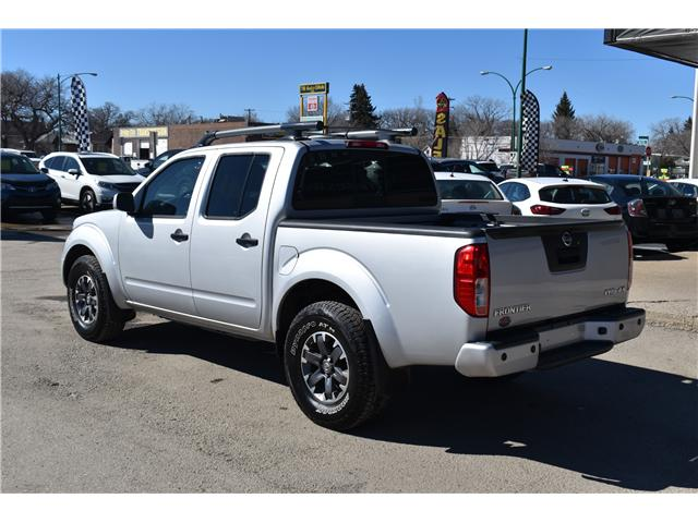 2018 Nissan Frontier PRO-4X (Stk: PP429) in Saskatoon - Image 4 of 27