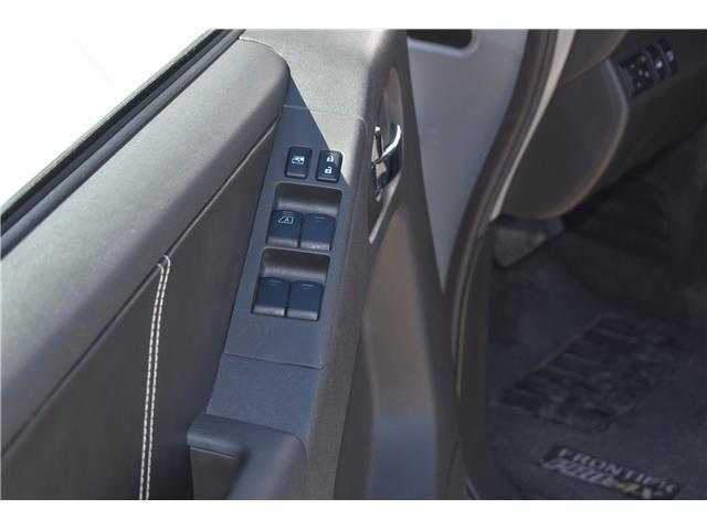 2018 Nissan Frontier PRO-4X (Stk: PP429) in Saskatoon - Image 18 of 27
