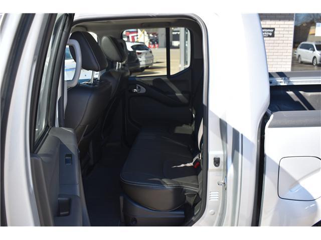 2018 Nissan Frontier PRO-4X (Stk: PP429) in Saskatoon - Image 11 of 27