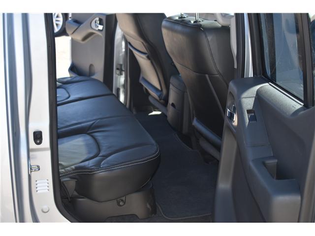 2018 Nissan Frontier PRO-4X (Stk: PP429) in Saskatoon - Image 13 of 27