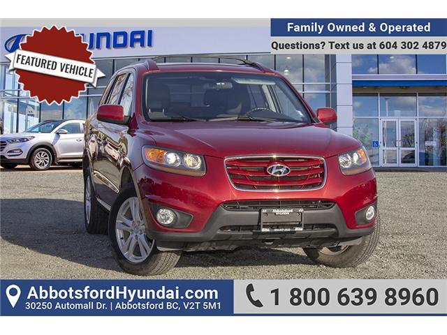2010 Hyundai Santa Fe GL 3.5 Sport (Stk: KF030989A) in Abbotsford - Image 1 of 25