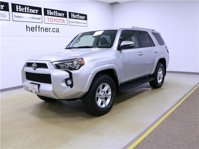 2016 Toyota 4Runner SR5 (Stk: 195223) in Kitchener - Image 1 of 31