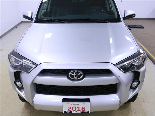 2016 Toyota 4Runner SR5 (Stk: 195223) in Kitchener - Image 27 of 31