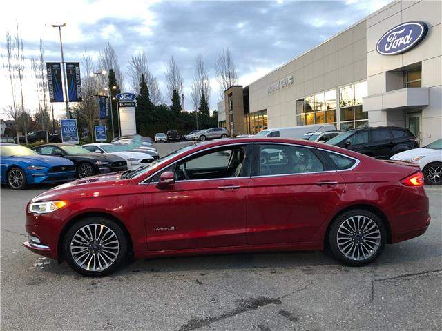 2018 Ford Fusion Hybrid Titanium (Stk: RP19121) in Vancouver - Image 2 of 25