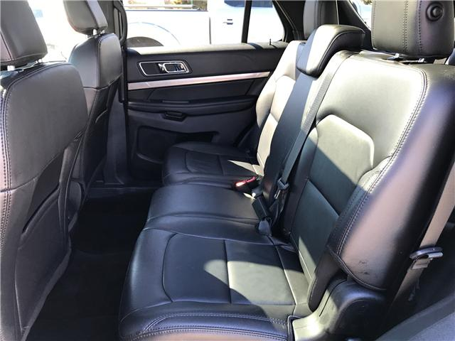 2018 Ford Explorer XLT (Stk: 9U007) in Wilkie - Image 13 of 24