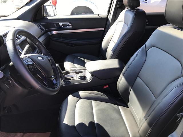 2018 Ford Explorer XLT (Stk: 9U007) in Wilkie - Image 12 of 24