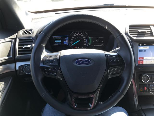 2018 Ford Explorer XLT (Stk: 9U007) in Wilkie - Image 6 of 24