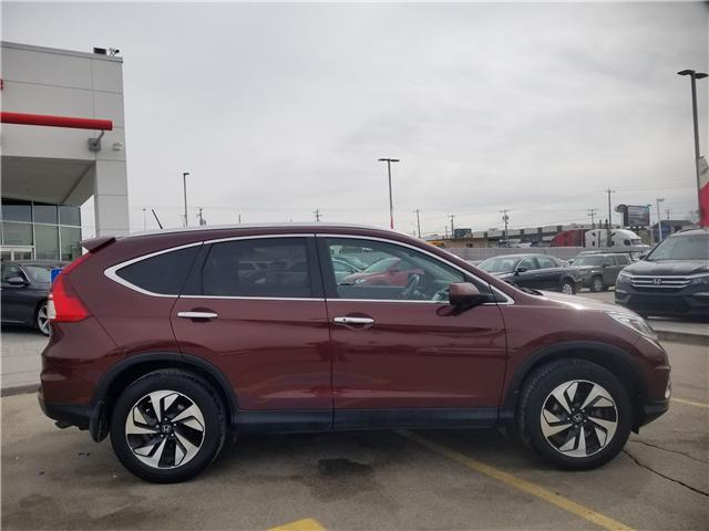 2016 Honda CR-V Touring (Stk: 2190639A) in Calgary - Image 2 of 30