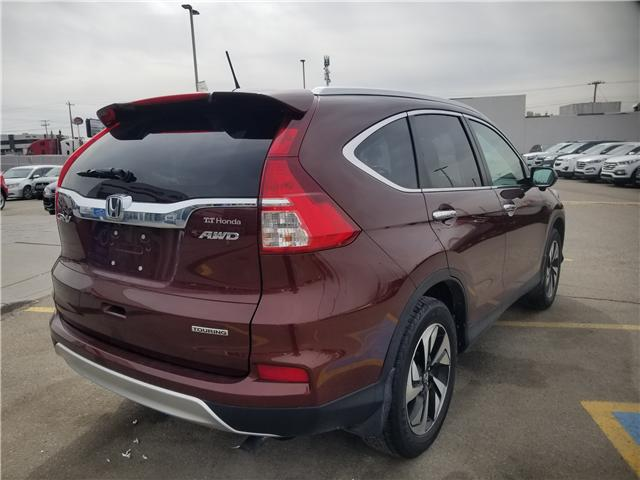2016 Honda CR-V Touring (Stk: 2190639A) in Calgary - Image 3 of 30
