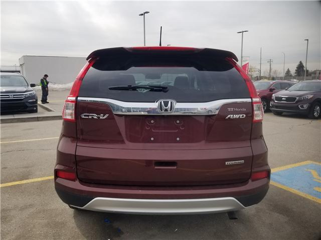 2016 Honda CR-V Touring (Stk: 2190639A) in Calgary - Image 28 of 30