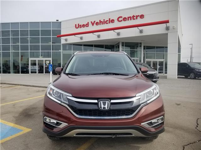 2016 Honda CR-V Touring (Stk: 2190639A) in Calgary - Image 30 of 30