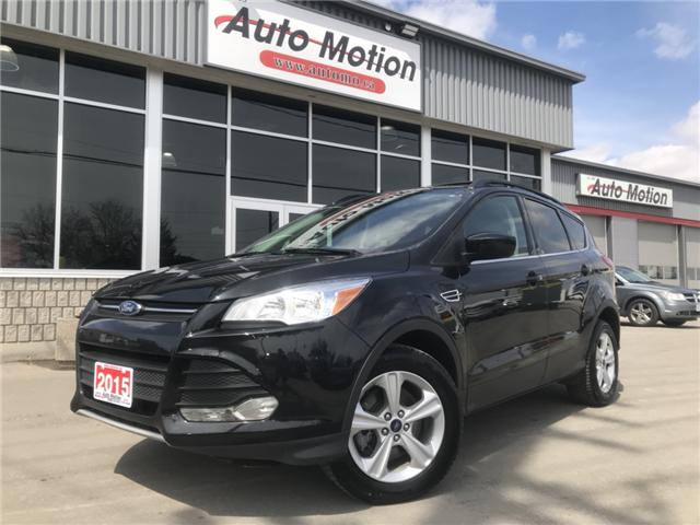 2015 Ford Escape SE (Stk: 19357) in Chatham - Image 1 of 20