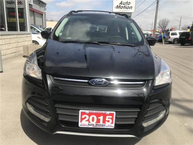 2015 Ford Escape SE (Stk: 19357) in Chatham - Image 4 of 20