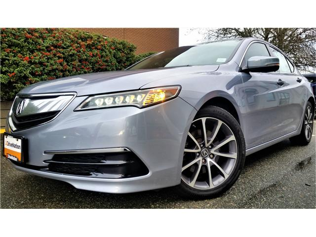 2015 Acura TLX V6 Tech (Stk: G0047) in Abbotsford - Image 2 of 24