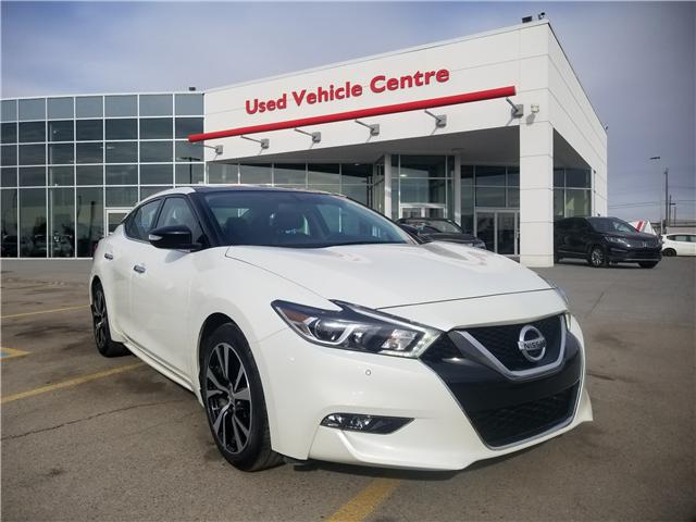 2018 Nissan Maxima SL (Stk: U194123) in Calgary - Image 1 of 28