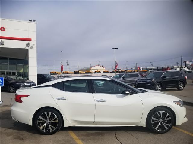 2018 Nissan Maxima SL (Stk: U194123) in Calgary - Image 2 of 28