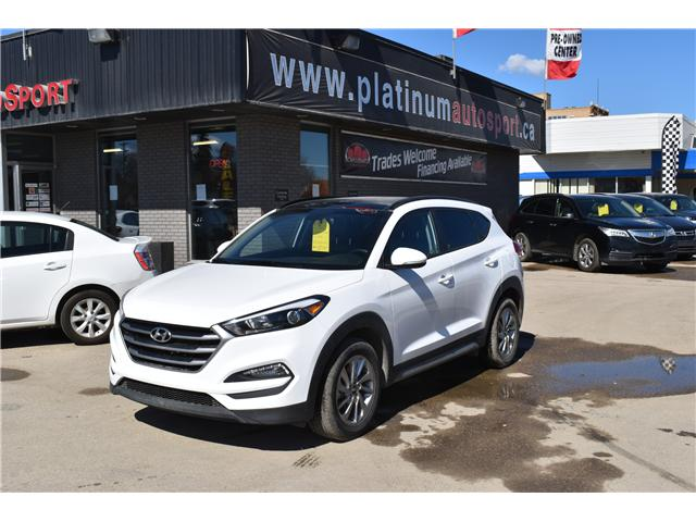 2018 Hyundai Tucson Luxury 2.0L (Stk: PP427) in Saskatoon - Image 1 of 25