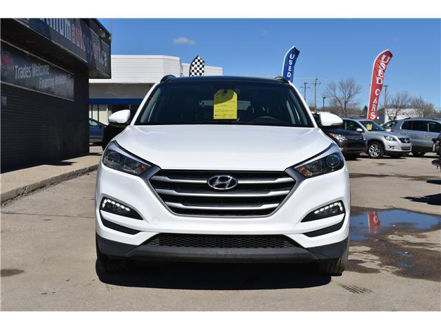2018 Hyundai Tucson Luxury 2.0L (Stk: PP427) in Saskatoon - Image 2 of 25