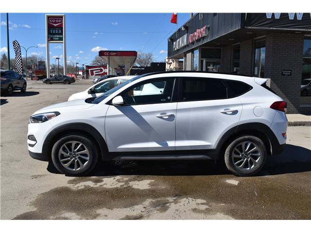 2018 Hyundai Tucson Luxury 2.0L (Stk: PP427) in Saskatoon - Image 3 of 25