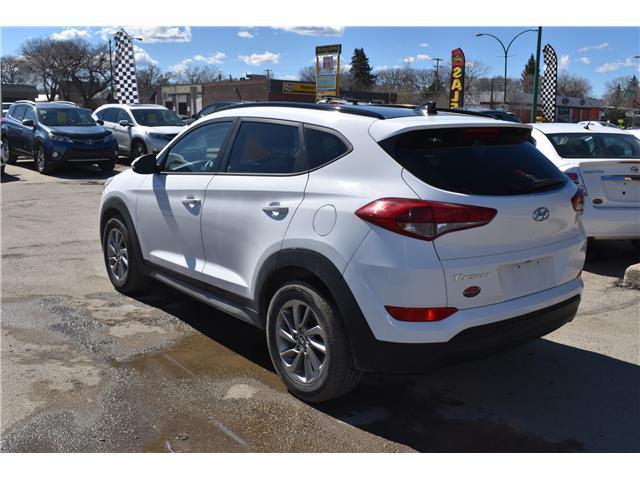 2018 Hyundai Tucson Luxury 2.0L (Stk: PP427) in Saskatoon - Image 4 of 25