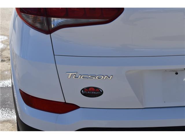 2018 Hyundai Tucson Luxury 2.0L (Stk: PP427) in Saskatoon - Image 11 of 25