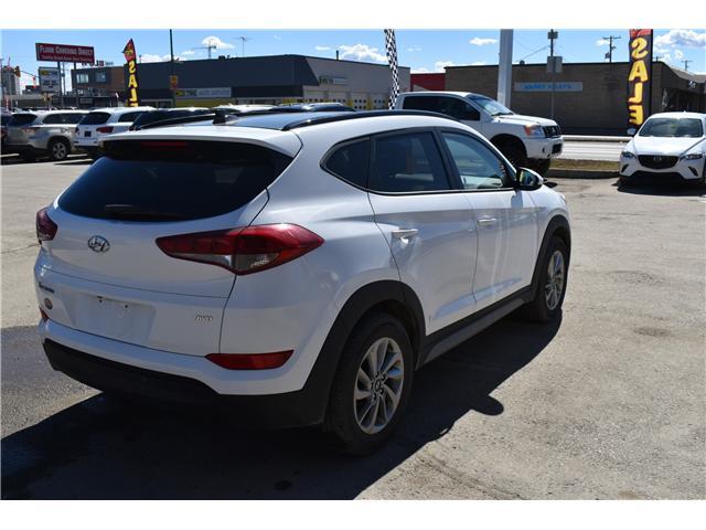 2018 Hyundai Tucson Luxury 2.0L (Stk: PP427) in Saskatoon - Image 6 of 25