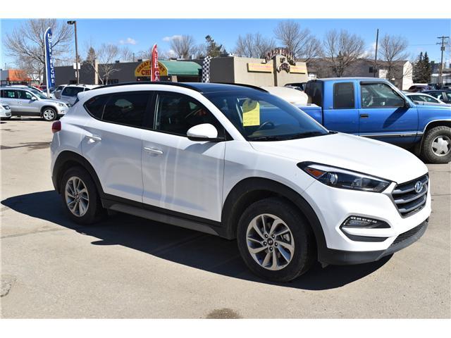 2018 Hyundai Tucson Luxury 2.0L (Stk: PP427) in Saskatoon - Image 8 of 25