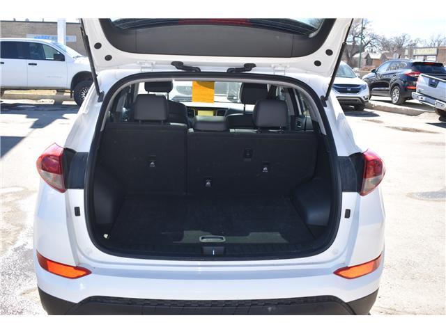2018 Hyundai Tucson Luxury 2.0L (Stk: PP427) in Saskatoon - Image 9 of 25