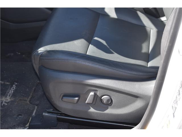 2018 Hyundai Tucson Luxury 2.0L (Stk: PP427) in Saskatoon - Image 16 of 25