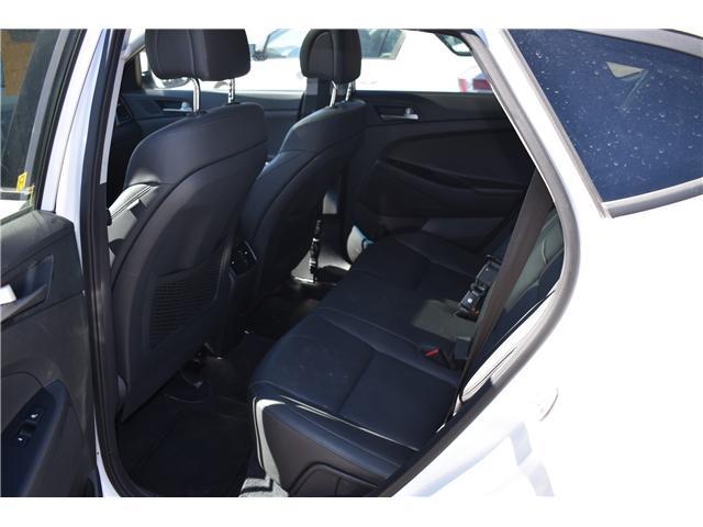 2018 Hyundai Tucson Luxury 2.0L (Stk: PP427) in Saskatoon - Image 12 of 25