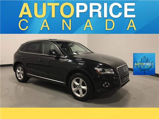 2015 Audi Q5 3.0 TDI Progressiv (Stk: W0220) in Mississauga - Image 1 of 25
