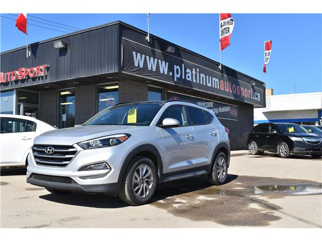 2018 Hyundai Tucson Luxury 2.0L (Stk: PP426) in Saskatoon - Image 1 of 26