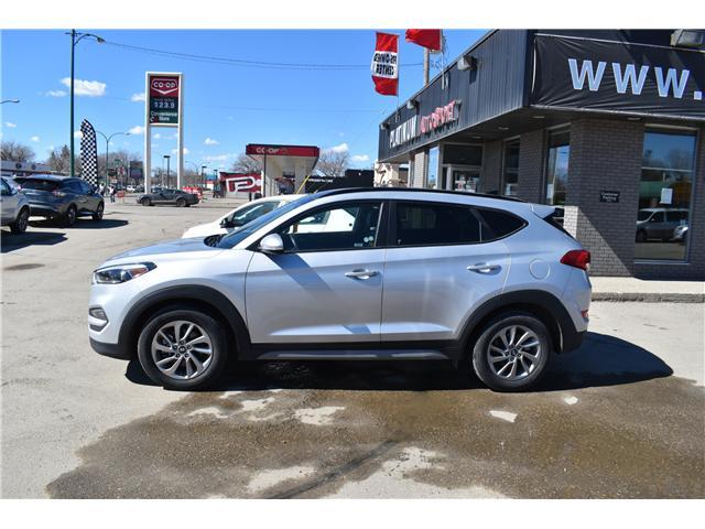 2018 Hyundai Tucson Luxury 2.0L (Stk: PP426) in Saskatoon - Image 3 of 26