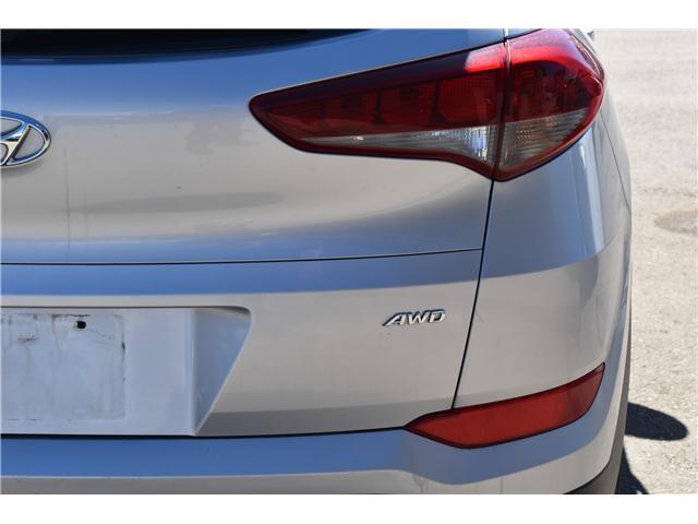 2018 Hyundai Tucson Luxury 2.0L (Stk: PP426) in Saskatoon - Image 6 of 26