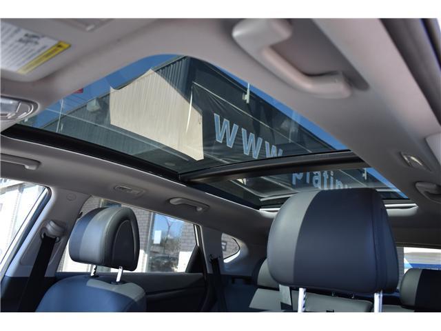 2018 Hyundai Tucson Luxury 2.0L (Stk: PP426) in Saskatoon - Image 22 of 26