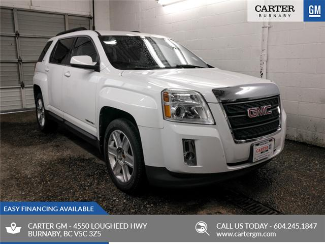 2010 GMC Terrain SLT-1 (Stk: 89-42971) in Burnaby - Image 1 of 24