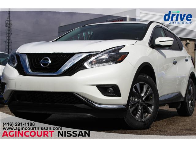 2018 Nissan Murano SV (Stk: U12462) in Scarborough - Image 1 of 25