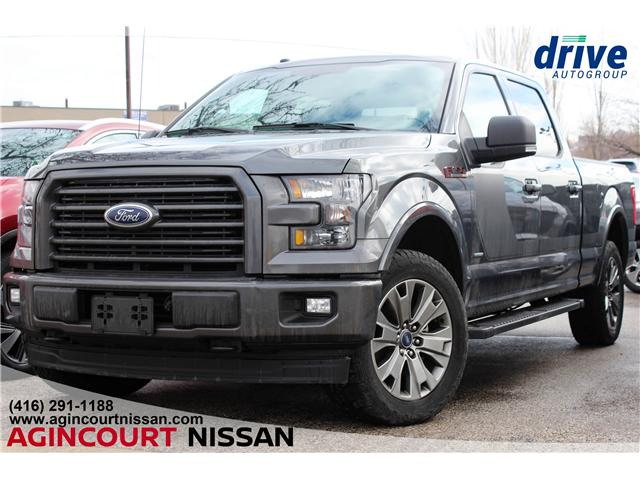 2017 Ford F-150 XLT (Stk: KC789991A) in Scarborough - Image 1 of 19