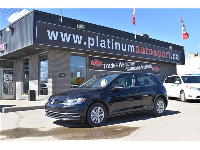 2018 Volkswagen Golf 1.8 TSI Comfortline (Stk: PP425) in Saskatoon - Image 1 of 23