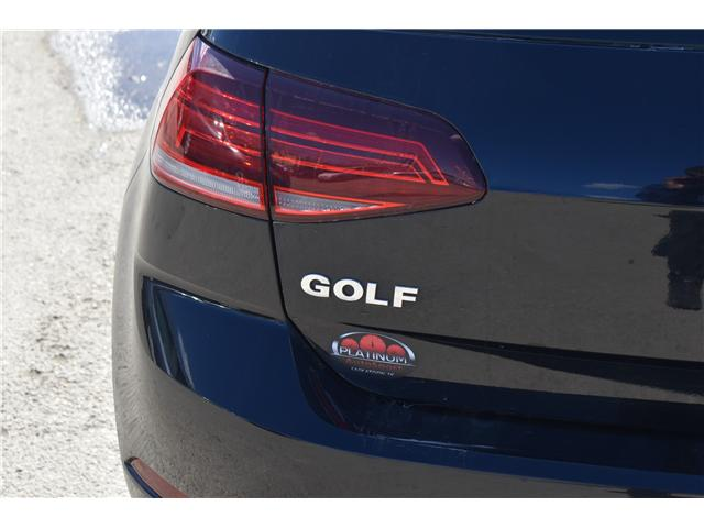 2018 Volkswagen Golf 1.8 TSI Comfortline (Stk: PP425) in Saskatoon - Image 11 of 23