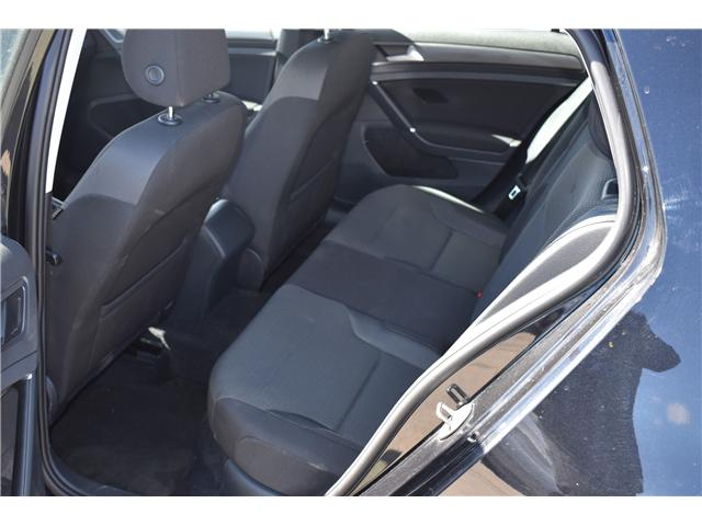 2018 Volkswagen Golf 1.8 TSI Comfortline (Stk: PP425) in Saskatoon - Image 21 of 23
