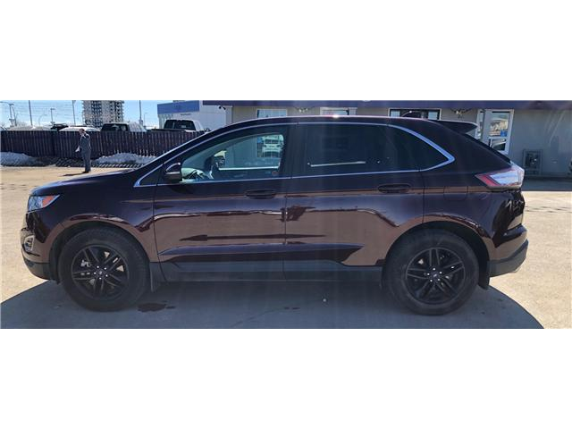 2017 Ford Edge SEL (Stk: P0851) in Edmonton - Image 1 of 18