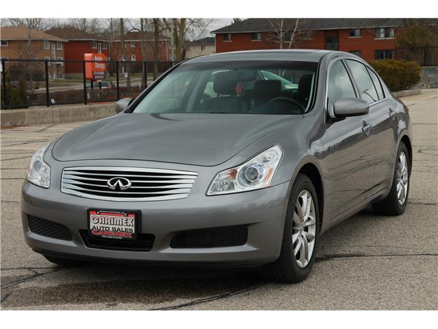 2008 Infiniti G35x Base (Stk: 1903113) in Waterloo - Image 1 of 28