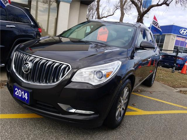 2014 Buick Enclave Leather (Stk: 39188A) in Mississauga - Image 1 of 9