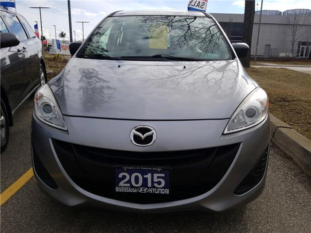 2015 Mazda Mazda5 GS (Stk: 39368A) in Mississauga - Image 2 of 8