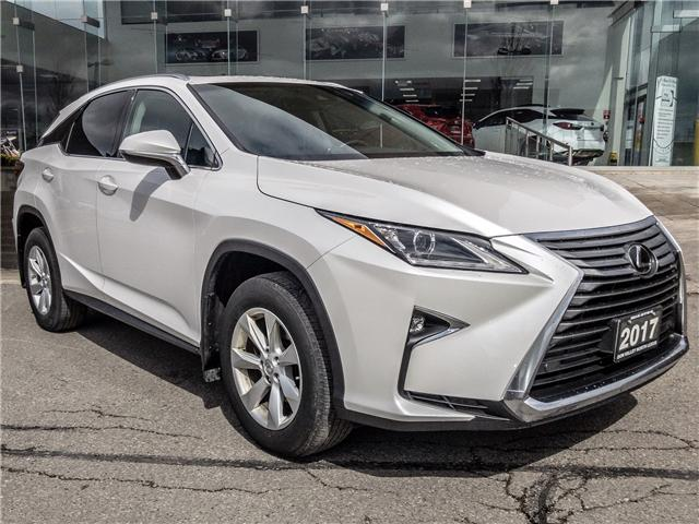 2017 Lexus RX 350 Base (Stk: 27782A) in Markham - Image 1 of 24