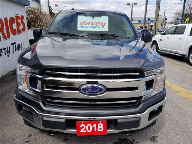 2018 Ford F-150 XLT (Stk: 19-217) in Oshawa - Image 2 of 13