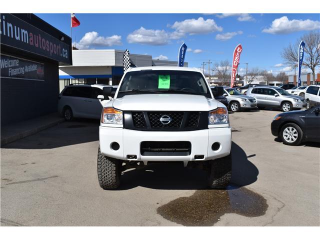 2014 Nissan Titan S (Stk: P35894) in Saskatoon - Image 3 of 24