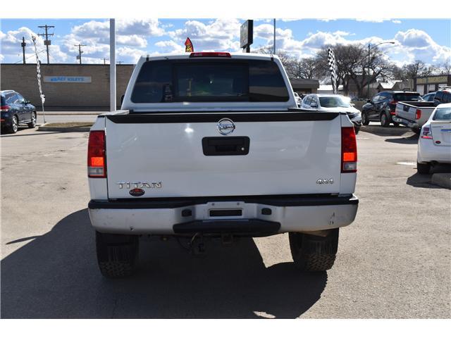 2014 Nissan Titan S (Stk: P35894) in Saskatoon - Image 6 of 24