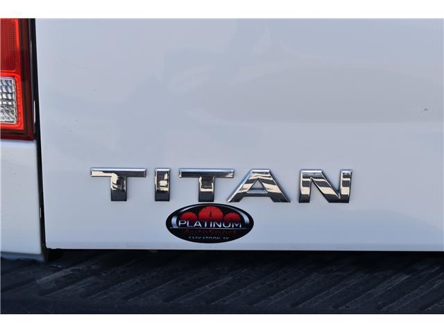 2014 Nissan Titan S (Stk: P35894) in Saskatoon - Image 8 of 24
